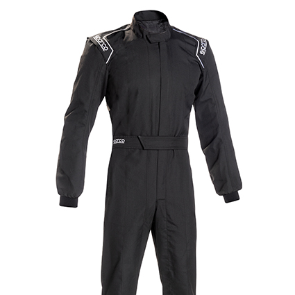 Sparco One RS-1.1 Mechanics Suit Black