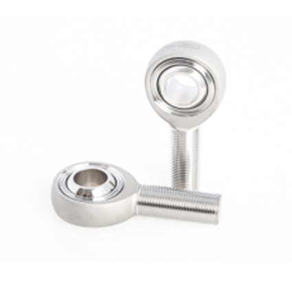NMB ART4E(R) Rod-End Bearing Stainless Steel 1/4 Bore 5/16 UNF Thread Male Right Hand
