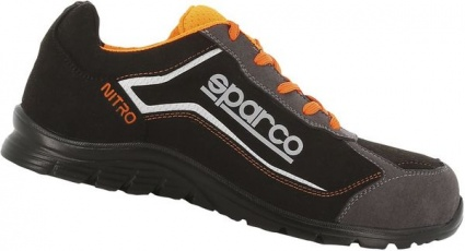 Sparco Nitro S3 Low Cut Safety Shoe