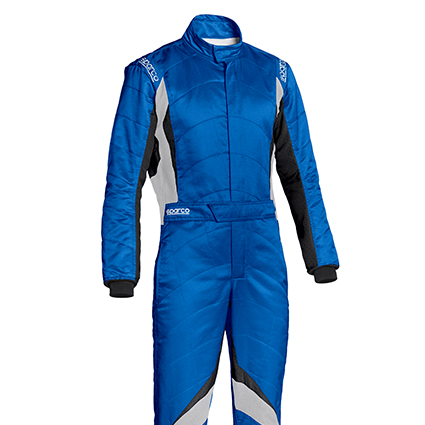 Sparco Superspeed RS-9 Race Suit Blue