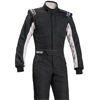 Sparco Sprint RS-2.1 Race Suit Black/White