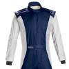 Sparco Competition Race Suit Blue Marine/White
