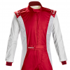 Sparco Competition Race Suit Red/White