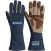 Sparco Land Classic Race Gloves Navy Blue