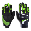 Sparco Hypergrip+ Gloves Green