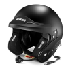 Sparco Air Pro RJ-5i Fibreglass Open Face Helmet Black