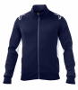 Sparco 2020 Full Zip Fleece Navy