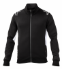 Sparco 2020 Full Zip Fleece Black