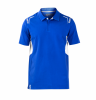 Sparco 2020 Team Polo Shirt Blue
