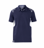 Sparco 2020 Team Polo Shirt Navy
