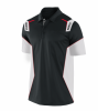 Sparco Skid Polo Shirt Black/White