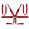 Sparco 04818RHALPD1 Saloon 6 Point Harness