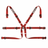 Sparco 04819H2 Formula 6 Point Harness