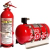 Lifeline 4.0 ltr Fire Marshall Electrical Package