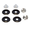 Arai Car Metal Peak Screw Set GP-5W & Jet/F
