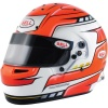 Bell RS7  Full Face Pro Helmet Falcon Red