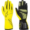 Alpinestars Tech 1 Race Gloves Fluro Yellow