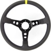 Turn One Nike Steering Wheel Black Leather