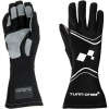 Turn One Trend Race Gloves Black/White