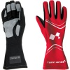 Turn One Trend Race Gloves Red/White