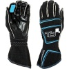 Turn One Pro Race Gloves Black/Blue