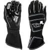 Turn One Pro Race Gloves Black/Grey