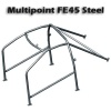 OMP AB/105P/125 FE45 Bolt In Roll Cage Peugeot 104