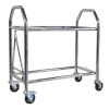 B-G Racing Low Level Wheel and Tyre Trolley