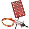 Cartek FIA Rain Light & Switch Package