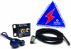 Cartek XR Battery Isolator Kit with Blue Buttons