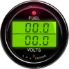 SPA Design Dual Gauge Fuel Pressure & Volts