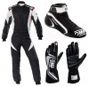 OMP First Evo Black Racewear Package