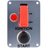 Grayston Ignition Starter Switch Panel