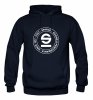 Sparco Performance Hoody Navy Blue