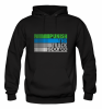 Sparco Punish Hoody Black
