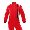 OMP Classic Suit Red/White MY2021