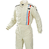 OMP Classic Race Suit Cream