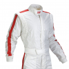 OMP ONE Vintage Suit White/Red stripes MY2021