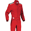 OMP Sport Race Suit Red