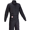 OMP OS10 Race Suit Black