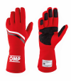 OMP Dijon Gloves  MY2021 Red/White/Black