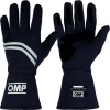 OMP Dijon Race Gloves Jet Black