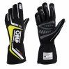OMP First Evo my2020 Race Gloves Fluo Yellow