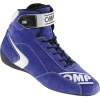 OMP First S Race Shoes Blue Suede