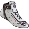 OMP One Evo Race Boots White