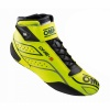 OMP One-S my2020 Race Boots Fluo Yellow
