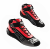 OMP KS-3 Shoes Black/Red MY2021