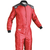 OMP KS-4 Kart Suit Red / Blue