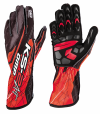 OMP KS-2 ART Gloves Black/Red