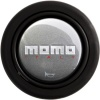 Momo Standard 2 Contact Charcoal Horn Push